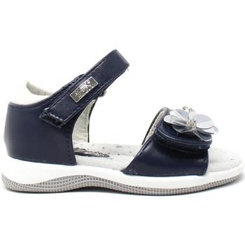 Čevlji  Deklice Sandali & Odprti čevlji Miss Sixty S19-SMS570 Modra