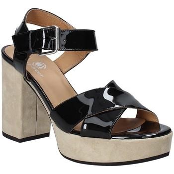 Čevlji  Ženske Sandali & Odprti čevlji Janet Sport 43883 Črna