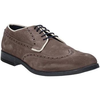 Čevlji  Moški Mokasini Rogers CP 07 Rjav