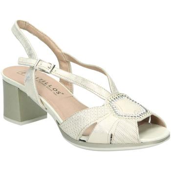Čevlji  Ženske Sandali & Odprti čevlji Pitillos 5560 Zlato