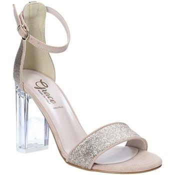 Čevlji  Ženske Sandali & Odprti čevlji Grace Shoes 018TR003 Bež