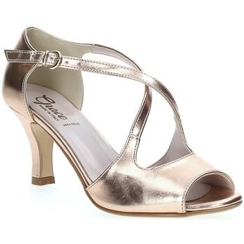 Čevlji  Ženske Sandali & Odprti čevlji Grace Shoes 928002 Roza