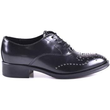 Čevlji  Ženske Čevlji Derby Marco Ferretti 140898MF Črna