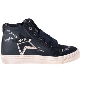 Čevlji  Otroci Visoke superge Melania ME2041D8I.B Modra