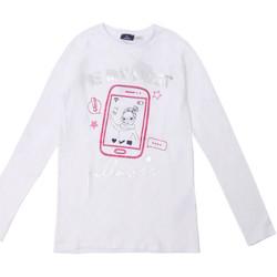 Oblačila Otroci Majice z dolgimi rokavi Chicco 09006871000000 Biely