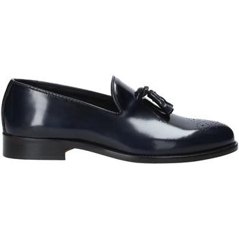 Čevlji  Moški Mokasini Rogers 603 Modra