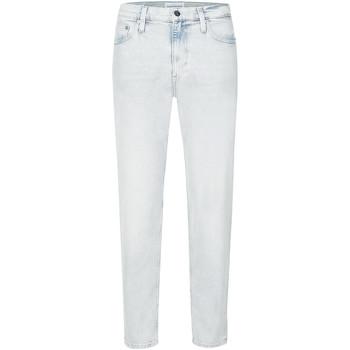 Oblačila Ženske Kavbojke slim Calvin Klein Jeans J20J213331 Modra