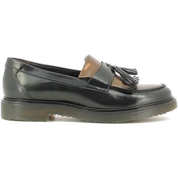 Čevlji  Ženske Mokasini Marco Ferretti 160647MF 1488 Črna