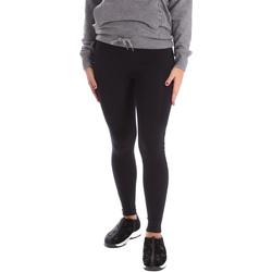 Oblačila Ženske Pajkice Key Up 5LI22 0001 Črna