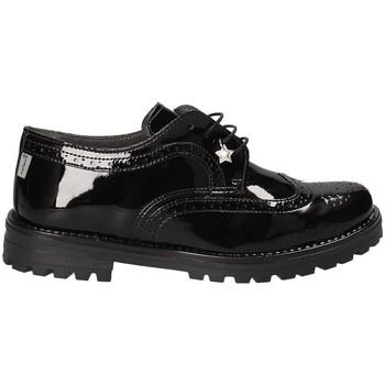 Čevlji  Otroci Čevlji Derby Melania ME6215F8I.C Črna