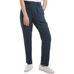 Oblačila Ženske Hlače Chino / Carrot Calvin Klein Jeans K20K201715 Zelena