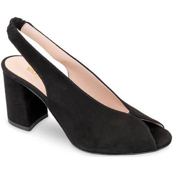 Čevlji  Ženske Sandali & Odprti čevlji Valleverde 29201 Črna