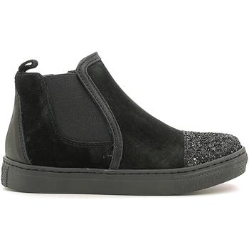 Čevlji  Otroci Visoke superge Holalà HS050009L Črna