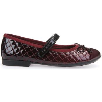 Čevlji  Otroci Balerinke Geox J5455D 000GX Rdeča
