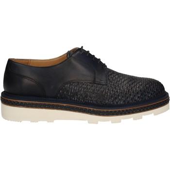 Čevlji  Moški Čevlji Derby Rogers SIMO Modra