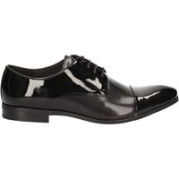 Čevlji  Moški Čevlji Richelieu Rogers 7186A Črna