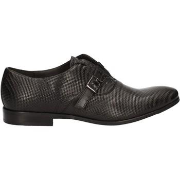 Čevlji  Moški Čevlji Richelieu Rogers 1654B Črna