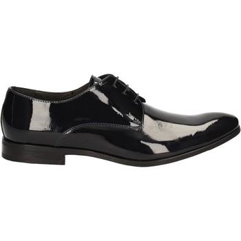 Čevlji  Moški Čevlji Richelieu Rogers 9235A Modra