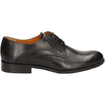 Čevlji  Moški Čevlji Derby Rogers 9949A Črna