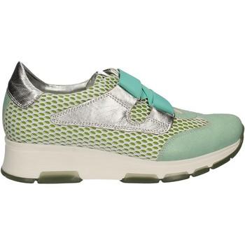 Čevlji  Ženske Nizke superge Keys 5183 Zelena