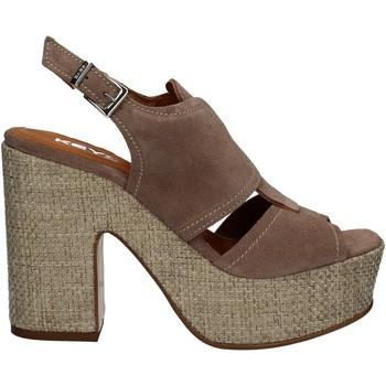 Čevlji  Ženske Sandali & Odprti čevlji Keys 5263 Bež