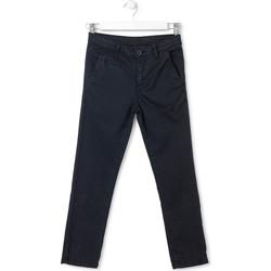Oblačila Otroci Hlače s 5 žepi Losan 713 9654AA Modra