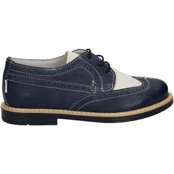 Čevlji  Otroci Čevlji Derby Melania ME2045D7E.I Modra