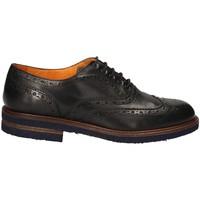 Čevlji  Moški Čevlji Derby Rogers 353-69 Črna
