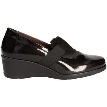 Čevlji  Ženske Mokasini Susimoda 862054 Črna