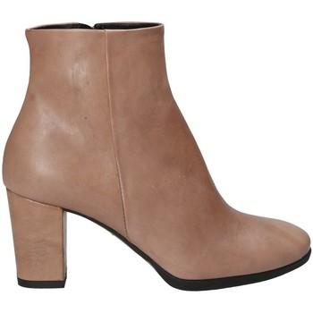 Čevlji  Ženske Gležnjarji Mally 3111 Roza