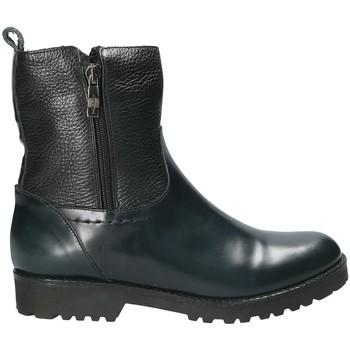 Čevlji  Ženske Gležnjarji Mally 4645SM Črna