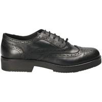 Čevlji  Ženske Čevlji Richelieu Mally 4704S Črna