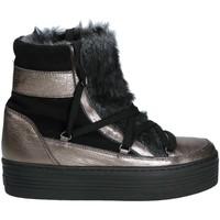 Čevlji  Ženske Škornji za sneg Mally 5990 Siva
