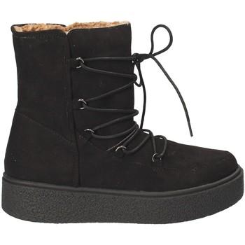 Čevlji  Ženske Škornji za sneg Fornarina PI18TA1138T000 Črna