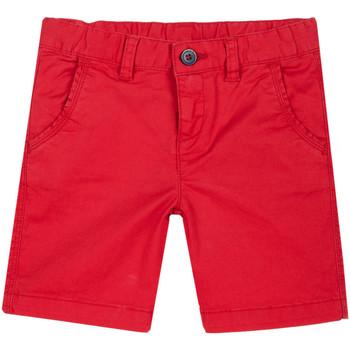 Oblačila Otroci Kratke hlače & Bermuda Chicco 09052874000000 Rdeča