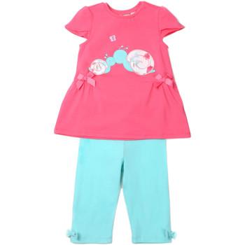 Oblačila Otroci Otroški kompleti Chicco 09076477000000 Roza