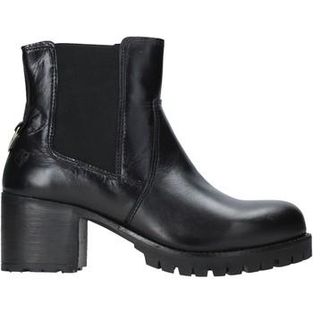 Čevlji  Ženske Gležnjarji Lumberjack SW68513 001 B01 Črna