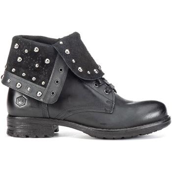 Čevlji  Ženske Gležnjarji Lumberjack SW53001 003 Q12 Črna