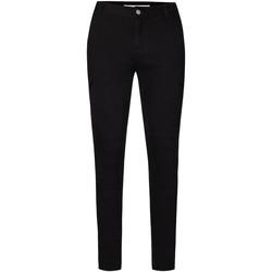 Oblačila Ženske Hlače Chino / Carrot Calvin Klein Jeans J20J212917 Črna