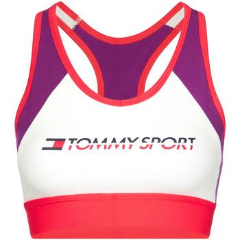 Oblačila Ženske Športni nedrčki Tommy Hilfiger S10S100348 Vijolična