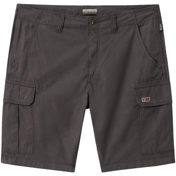 Oblačila Moški Kratke hlače & Bermuda Napapijri NP0A4E1K Siva