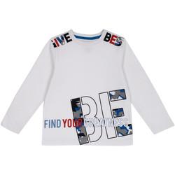 Oblačila Otroci Majice z dolgimi rokavi Chicco 09006867000000 Biely