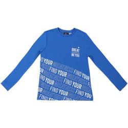 Oblačila Otroci Majice z dolgimi rokavi Chicco 09006867000000 Modra