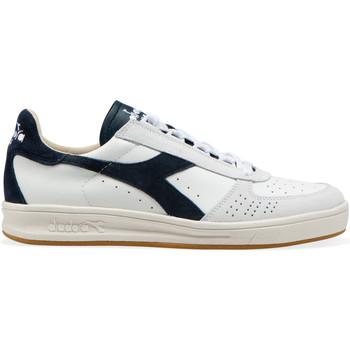 Čevlji  Moški Nizke superge Diadora 201.172.545 Biely