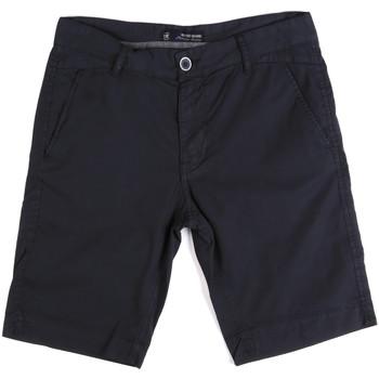 Oblačila Moški Kratke hlače & Bermuda Key Up 2P17A 0001 Modra