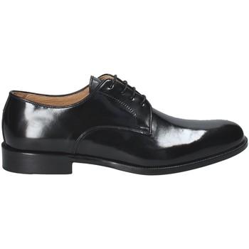 Čevlji  Moški Čevlji Richelieu Exton 1374 Črna