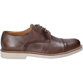 Čevlji  Moški Čevlji Derby Exton 9197 Siva
