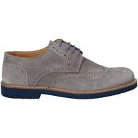Čevlji  Moški Čevlji Derby Exton 9190 Siva