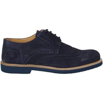 Čevlji  Moški Čevlji Derby Exton 9190 Modra