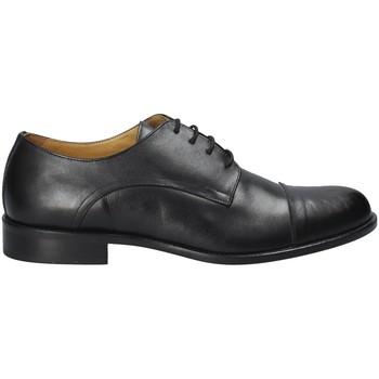 Čevlji  Moški Čevlji Richelieu Exton 6013 Črna